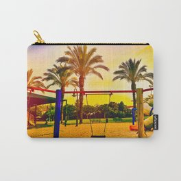 He Knows My Name Carry-All Pouch