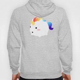Kawaii rainbow fattycorn pattern Hoody