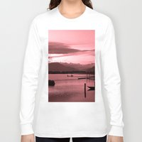 buddhism Long Sleeve T-shirts featuring FULL OF PEACE - VIETNAM by CAPTAINSILVA
