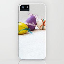 Pascua iPhone Case