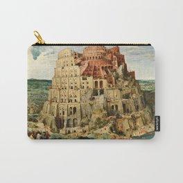 Pieter Bruegel The Elder - Babylon. Carry-All Pouch