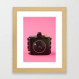 Baby Brownie Special Camera Framed Art Print