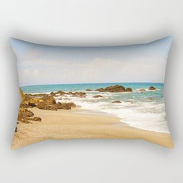 Montezuma Beach Rectangular Pillow
