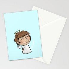 Emoji Angel: Louis Stationery Cards