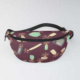 Candles #2 Fanny Pack
