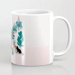 Not so crazy plant lady Coffee Mug