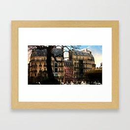In A Pinch Framed Art Print