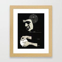 Sephirot Framed Art Print