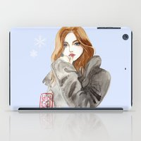 arabic iPad Cases featuring arabic beauty  by pidam92