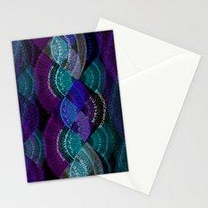 Bio Pattern Stationery Cards