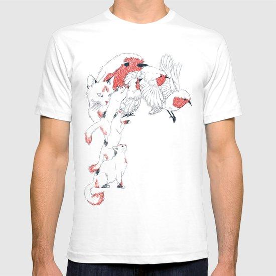 Non Wind-Up Robin T-shirt