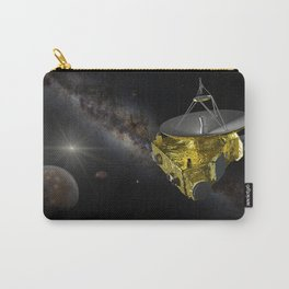 New Horizons approaching Pluto and Charon Carry-All Pouch