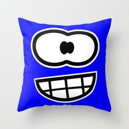 Smile Throw Pillow