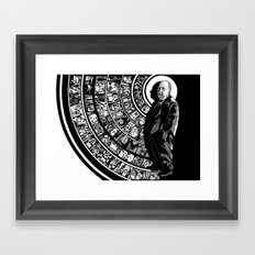 alfred hitchcock presents... Framed Art Print