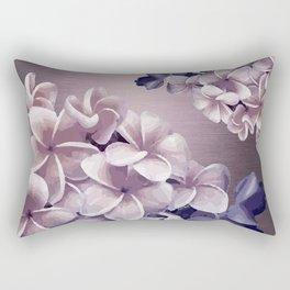 Imperfect Plumeria Rectangular Pillow