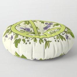 Flower of Pacific Floor Pillow