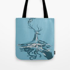 Interconnected Tote Bag