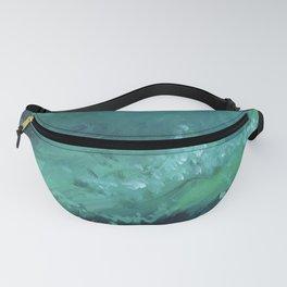 Emerald Sea Fanny Pack
