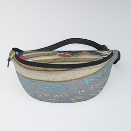 Freedom of Expression Fanny Pack