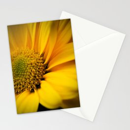 Big Yellow Flower Stationery Cards