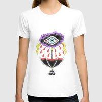 evil eye T-shirts featuring Evil Eye.  by Alyssa Hall