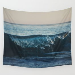 the wave ... Wall Tapestry