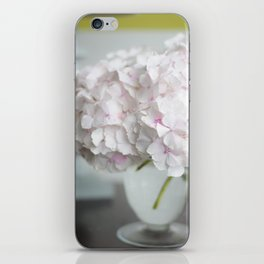 Pink, Grey and Lime iPhone Skin