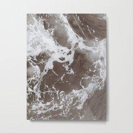 Winter sea 8 Metal Print