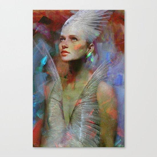 Guard of souls Canvas Print