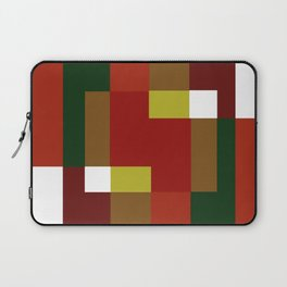 Forest Abstract Laptop Sleeve