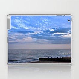 Walcott seafront Norfolk Laptop & iPad Skin