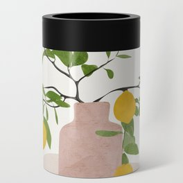 Lemon Branches Can Cooler