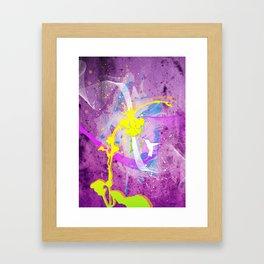 Morning Hush Framed Art Print