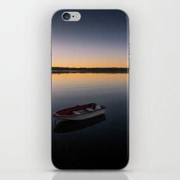 Sunrise over Knysna Lagoon in Western Cape, South Africa iPhone Skin