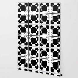 BW-pattern 1 Wallpaper