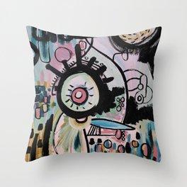 Obius Throw Pillow