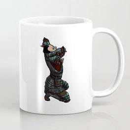 Strong Female Pose - Samson Coffee Mug
