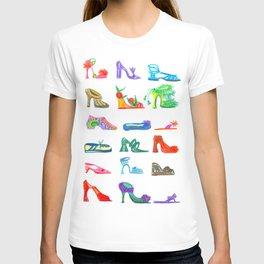 FENG SHOE T-shirt