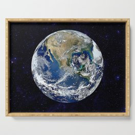 The Earth Serving Tray