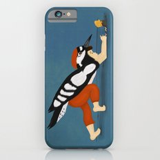 Little Woodpecker iPhone 6s Slim Case