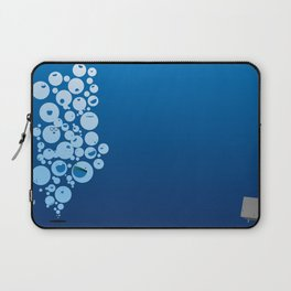 Don't be a Square Laptop Sleeve