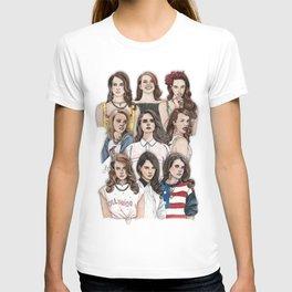 LDR Wallpaper T-shirt