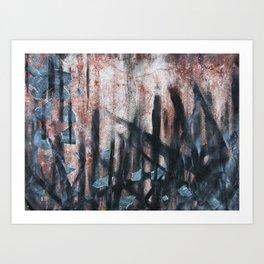 Change No. 1 Art Print
