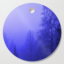 Into the Blue Cutting Board