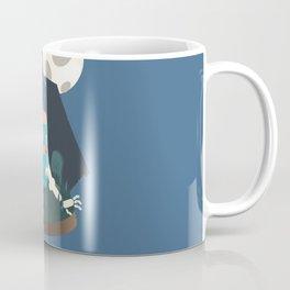 ZOMBIE CRAWLER IN CEMETARY Coffee Mug
