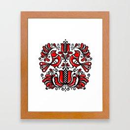 Korond Framed Art Print
