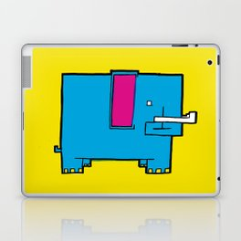 CMYK Elephant Laptop & iPad Skin