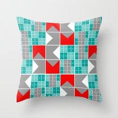 pretender, 4x2 Throw Pillow