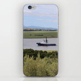 Tug -Tamar River -Tasmania* iPhone Skin