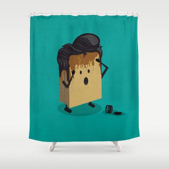Fashion Victim Shower Curtain